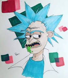 Rick  by KoalaRye