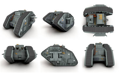 Tank Overview Render