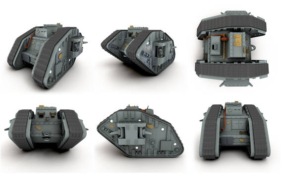 Tank Overview Render