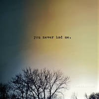 never by embracelife