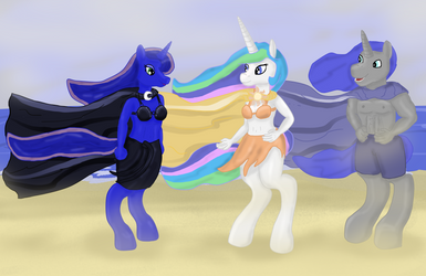 A windy day by Finlet90