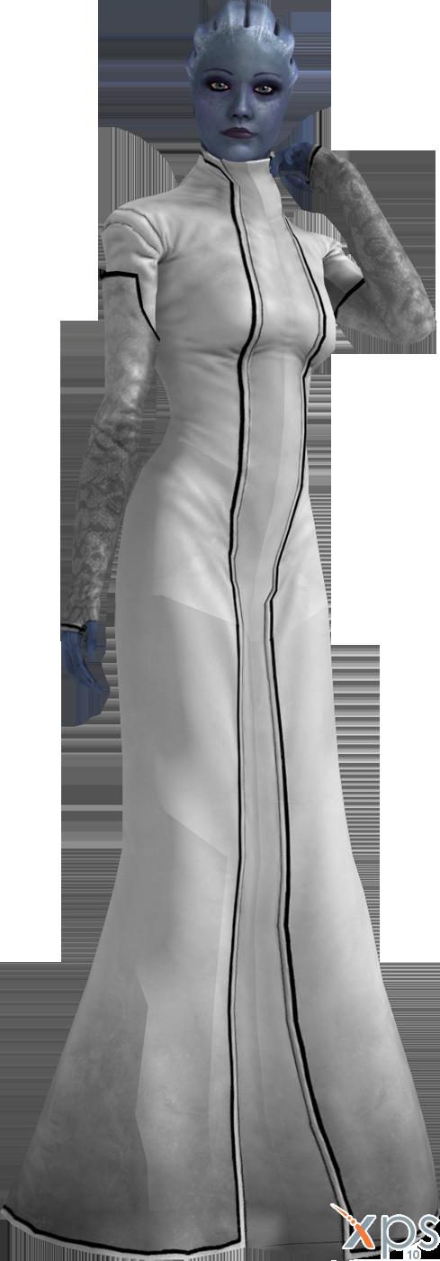 ME3 Liara Citadel DLC (XPS) by SonYume