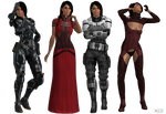 ME3 Ashley Outfits (XPS)