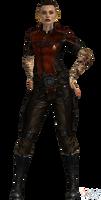 ME3 Jack Grissom Fatigues (XPS)