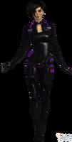 ME2 Kasumi Miranda's Outfit (XPS)