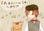 Hetalia: A Song I'd Like To Sing