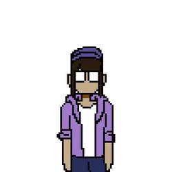 naomi pixel art