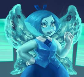 aquamarine by przm