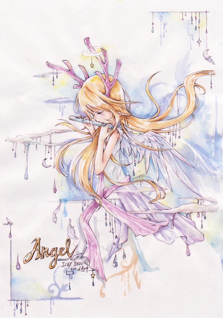 xElemental: Dream by IceyDew