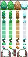 Tiles Seasonal FRLG