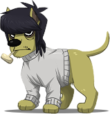 Murdoc by Roneri