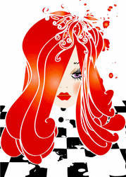 Red hair by plain-kady