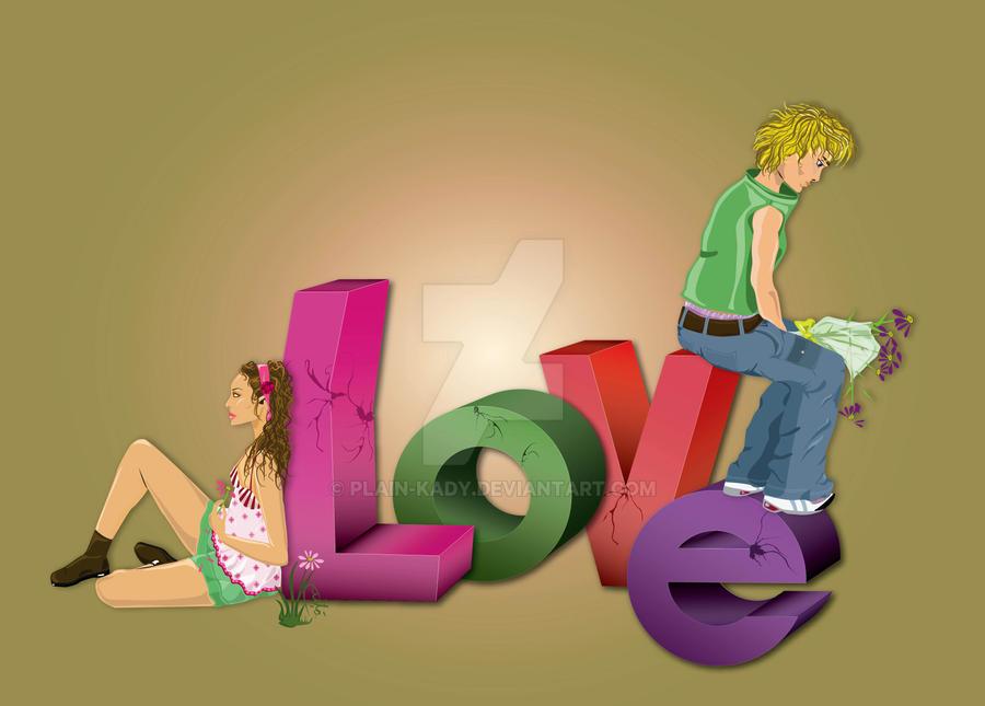 Love by plain-kady