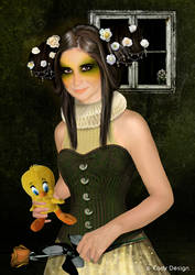 Green Queen by plain-kady