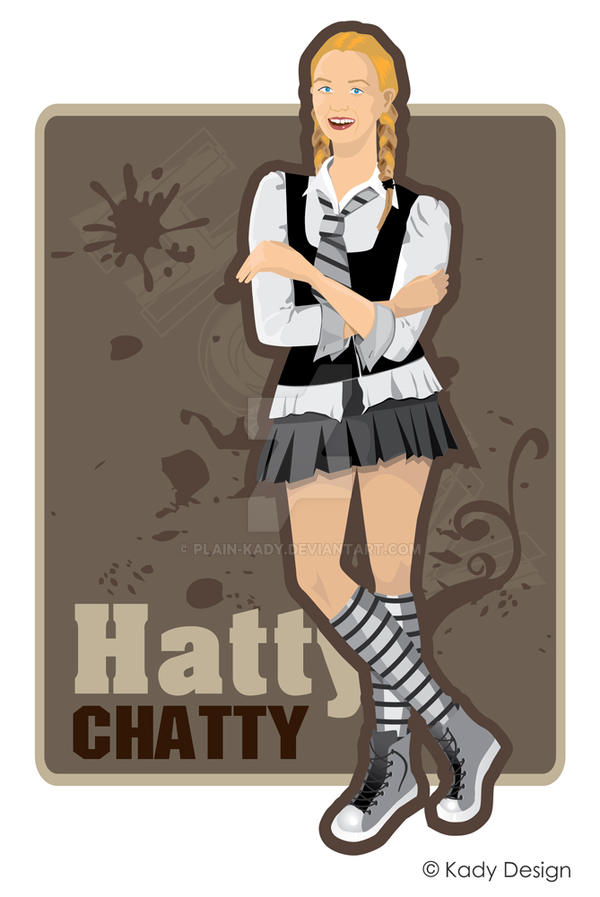 Hatty Chatty by plain-kady