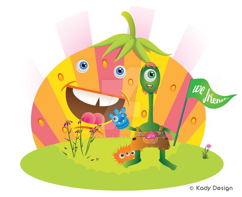 Green Man by plain-kady