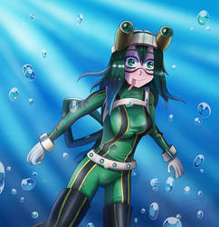 Froppy (NSFW available) by CraftedLightning