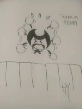 Bendy drawing #3