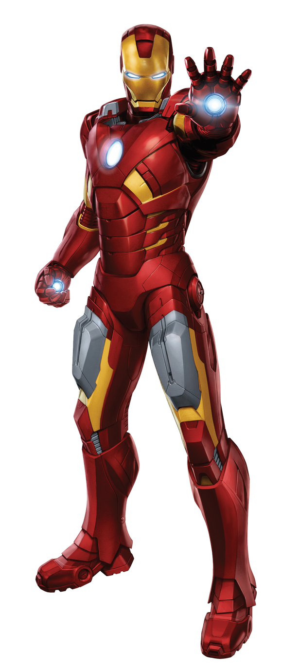 Iron man by steeven7620 on deviantart for Maison d iron man