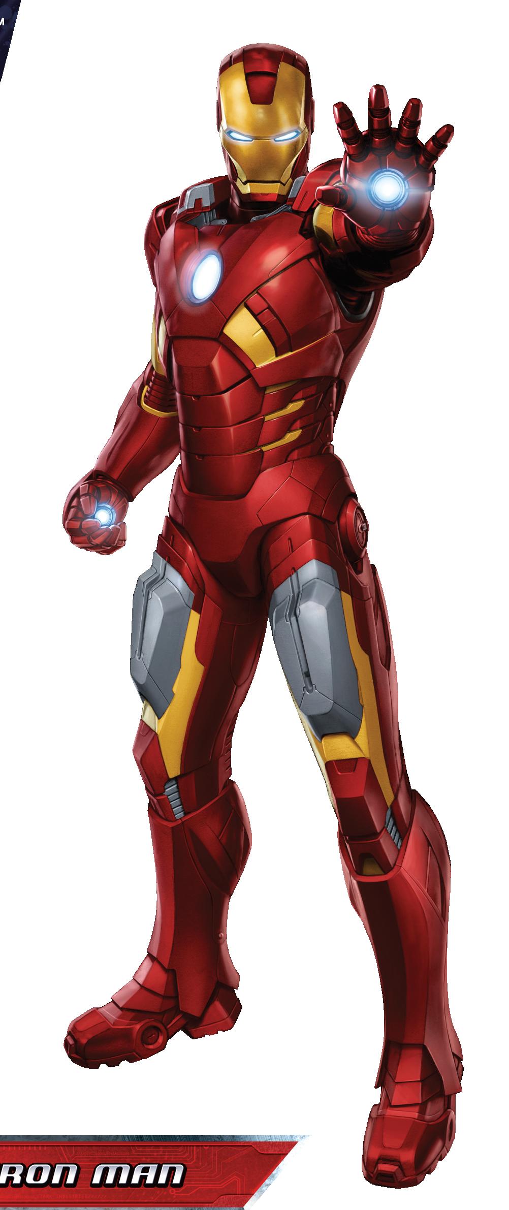 Iron Man by steeven7620 on DeviantArt