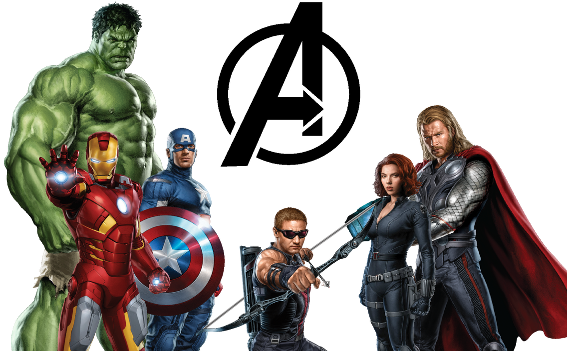 The Avengers By Steeven7620 On Deviantart
