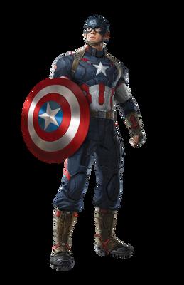 AVENGERS age of Ultron : Captain America