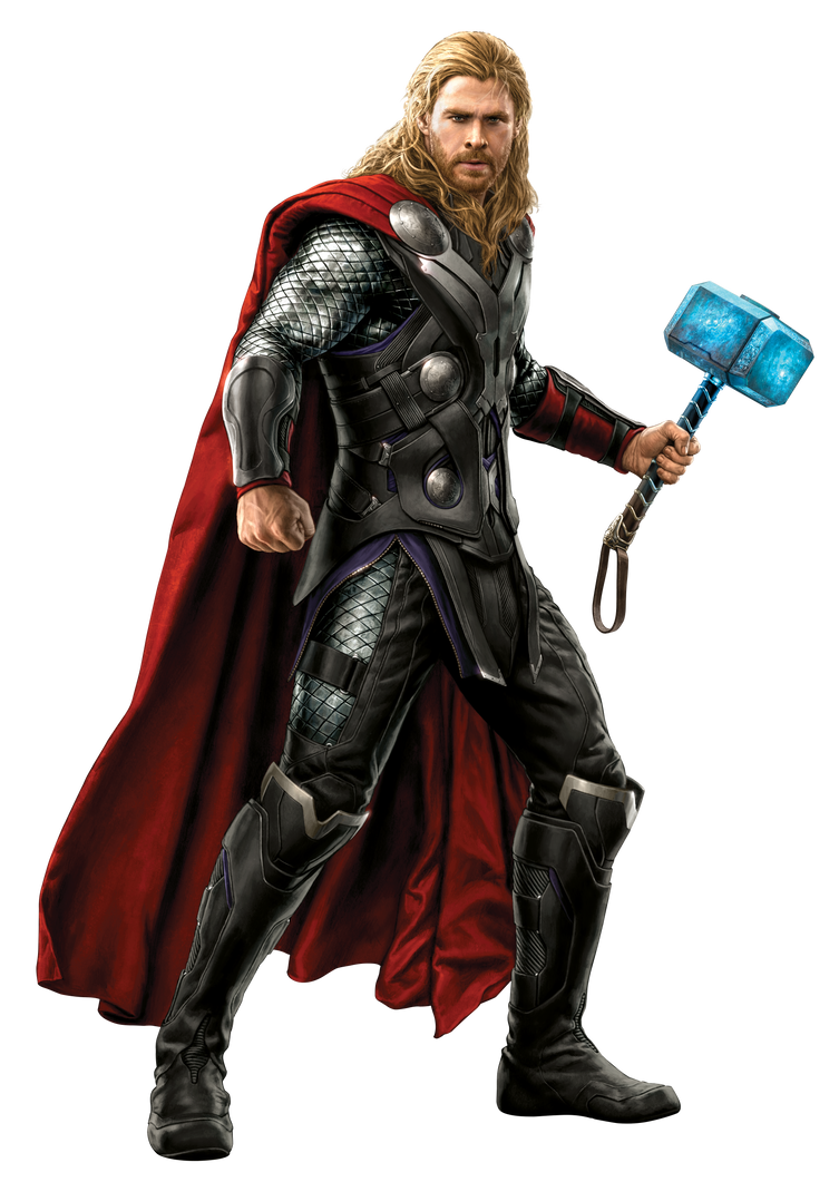 Avengers Age Of Ultron By Iloegbunam On Deviantart: AVENGERS Age Of Ultron : Thor By Steeven7620 On DeviantArt