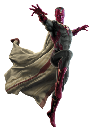 Vision / The Synthetic Avenger by Bookdud3 on DeviantArt