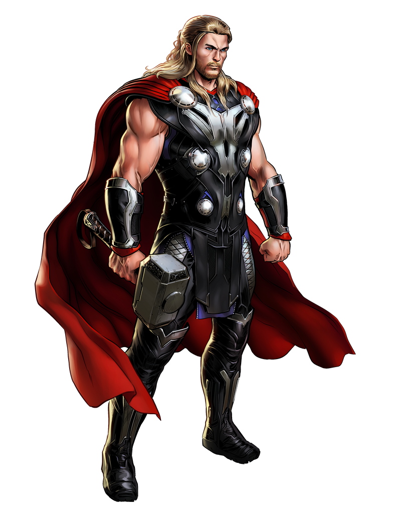 Marvel Avengers Alliance 2 Thor By Steeven7620 On Deviantart