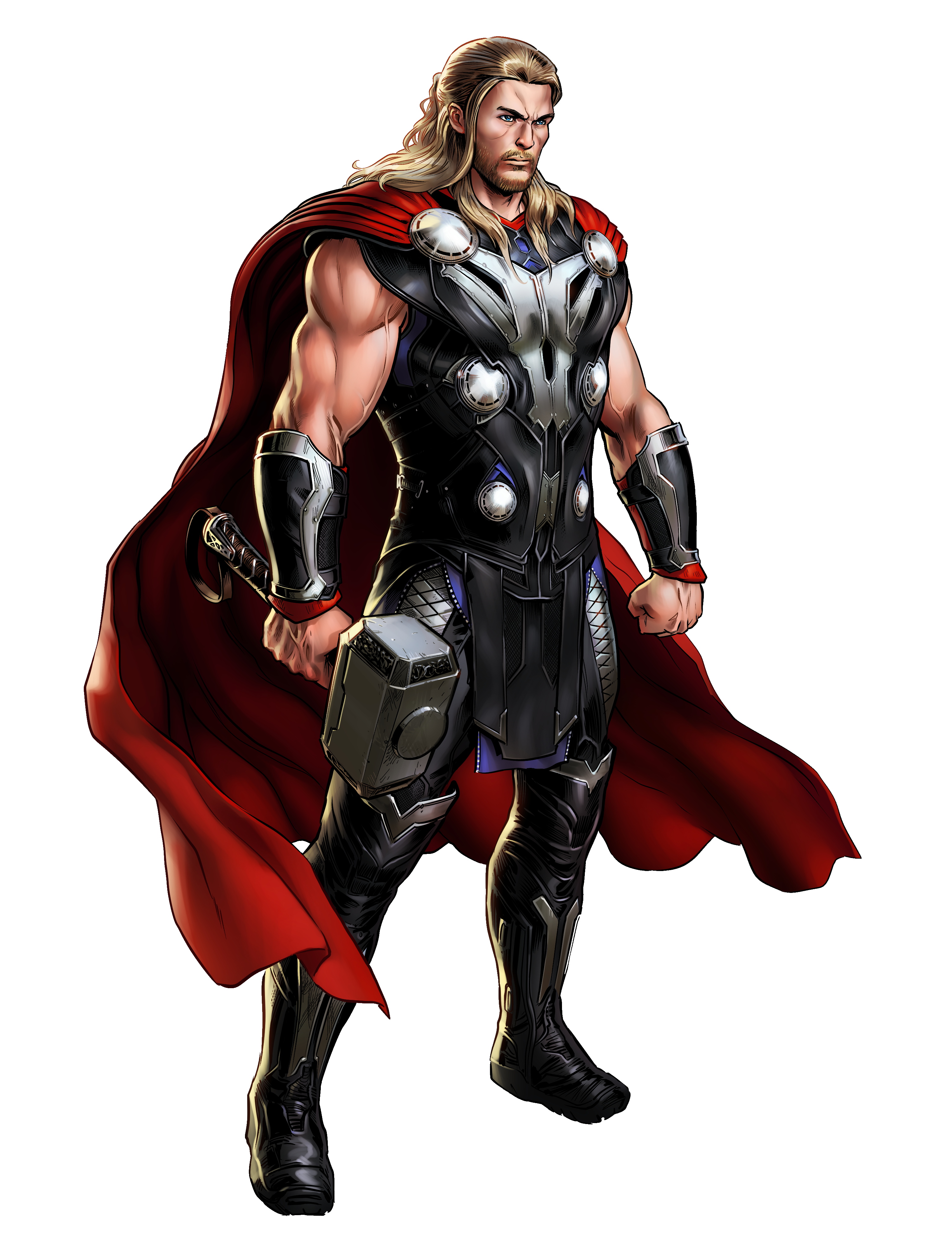 marvel avengers alliance 2 thor by steeven7620 on deviantart. Black Bedroom Furniture Sets. Home Design Ideas