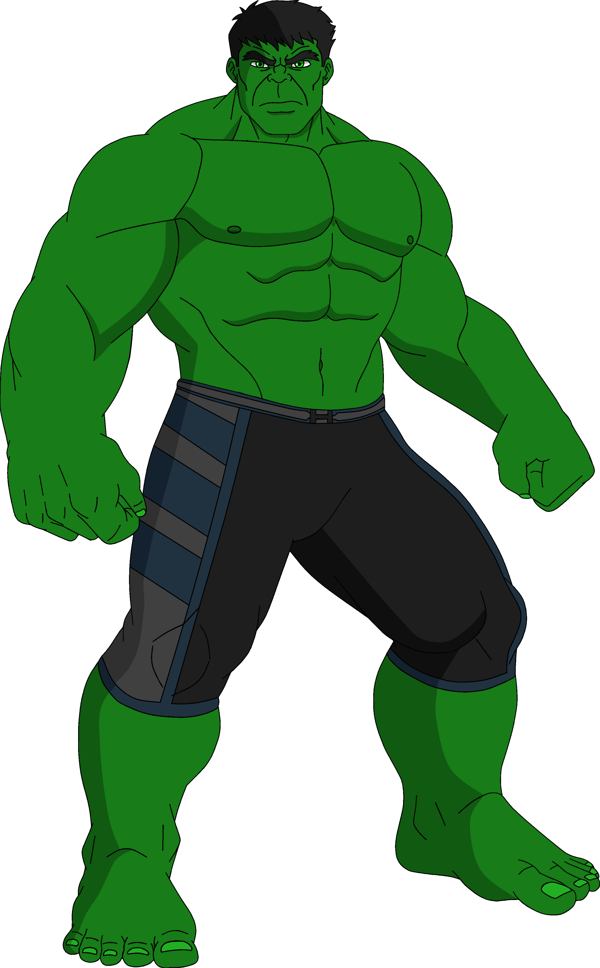 L'incredible HULK by steeven7620 on DeviantArt