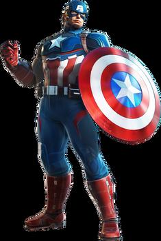 marvel ultimate alliance 3 Captain America