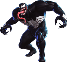 marvel ultimate alliance 3 Venom