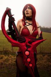 Elesis Crimson Avenger Cosplay #10 by DmC Team by DrawMeaCosplay