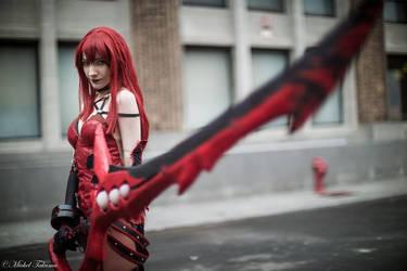 Elesis Crimson Avenger Cosplay #27 by DmC - Takuma