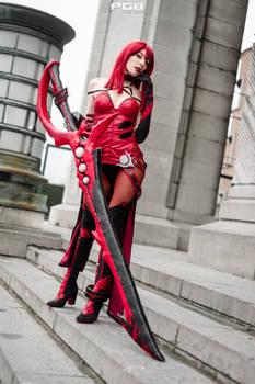 Elesis Crimson Avenger Cosplay #31 by DmC - PGB