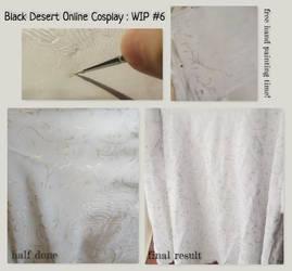 Black Desert Online Cosplay : WIP #6