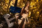 Female Dovahkiin cosplay #32 by DmC - KTP