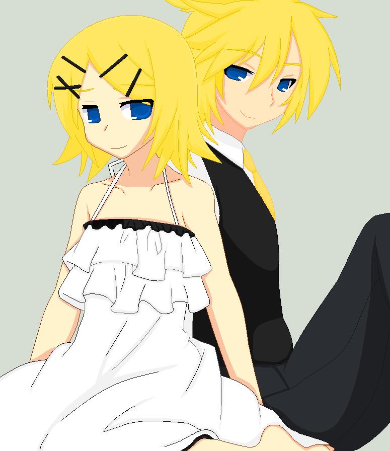 Edward Elric Sexy Len x Rin adolescence ...
