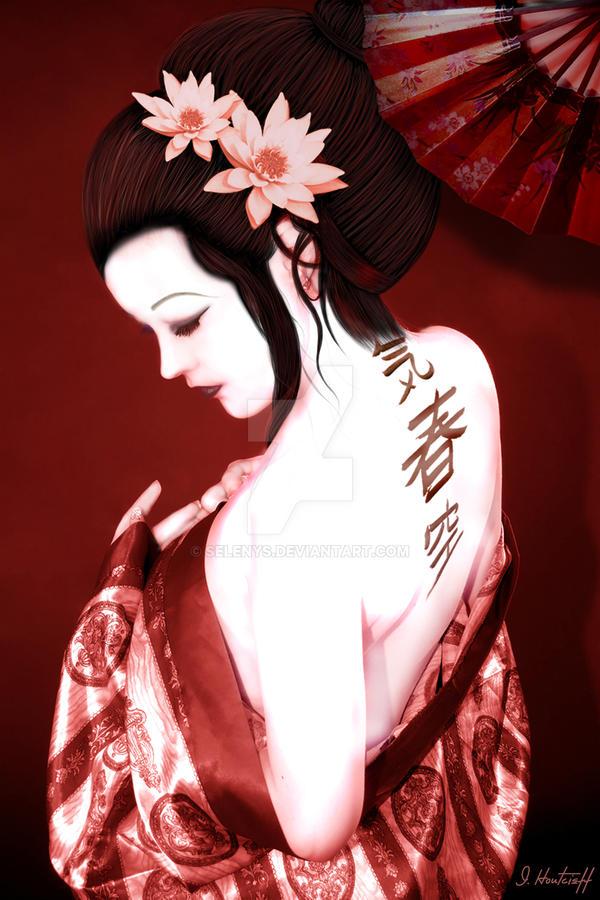+ Geisha by Selenys