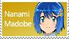 nanami madobe stamp by Oi-Im-Sad