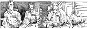 The Ghostbusters by vibog-3
