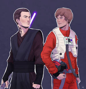 pynch star wars  au