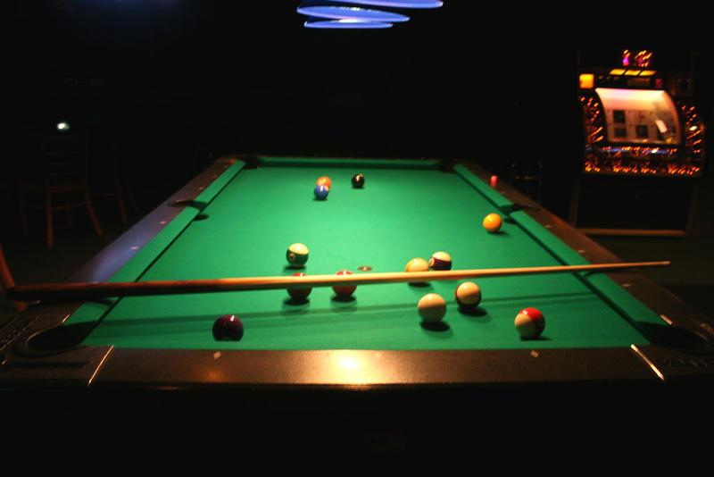 Pool Table By KelbelleStock On DeviantArt