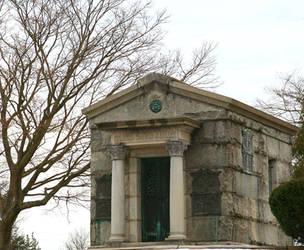 Mausoleum by KelbelleStock