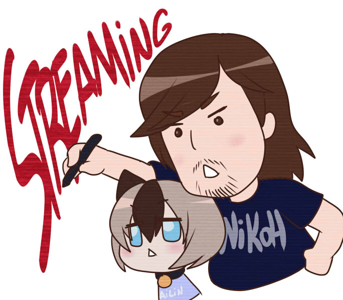 Streaming! by NikoH