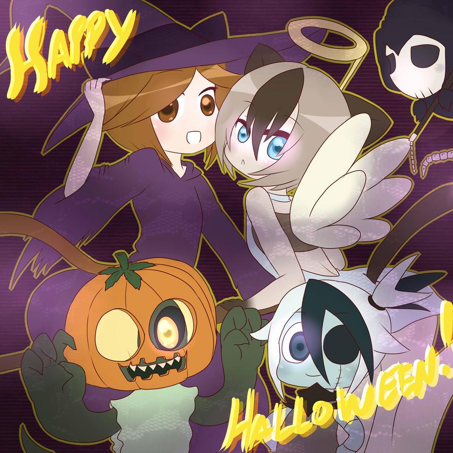 Happy Halloween 2014 by NikoH
