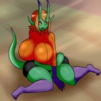 PR - Demon Annie by NikoH