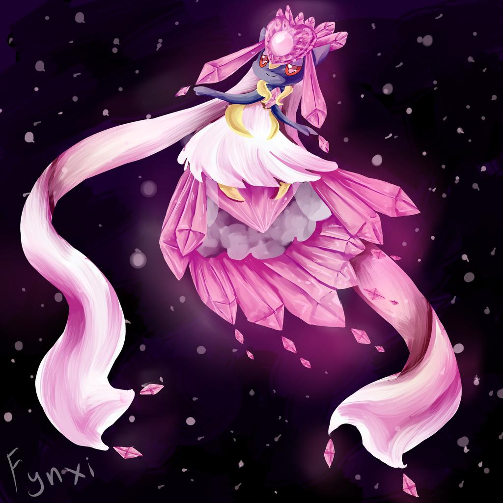 Mega beauty by Esurie