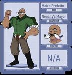 Mairo Prefeito, Neocity's Mayor by NathanOM